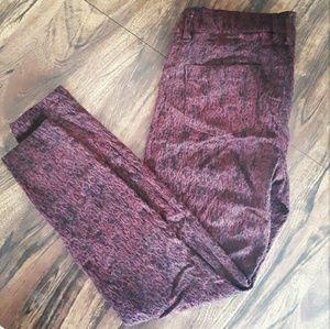 BEBOP Maroon Pants